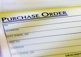 SharePoint Purchase Order System