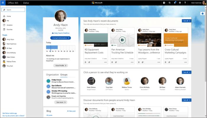 Microsoft Ignite Update - Screenshot