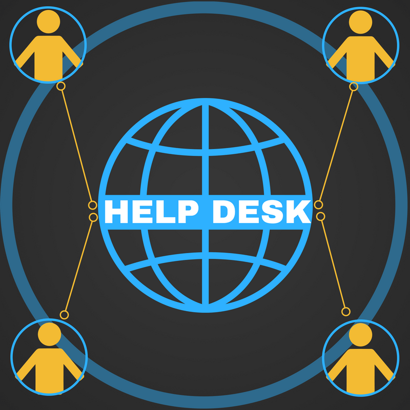 help desk for remote employees