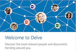 """Microsoft Delve in Office 365"