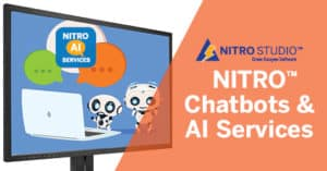 NITRO Chatbots and AI Services