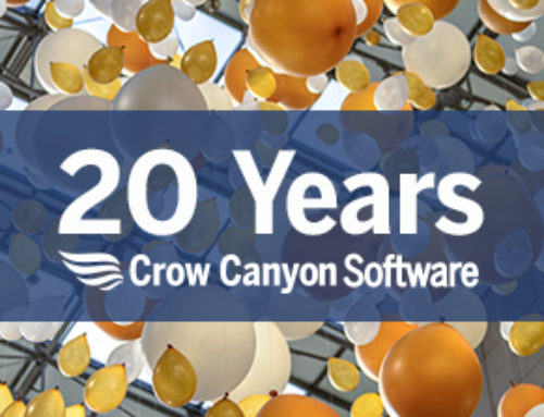 Crow Canyon Celebrates 20th Anniversary!