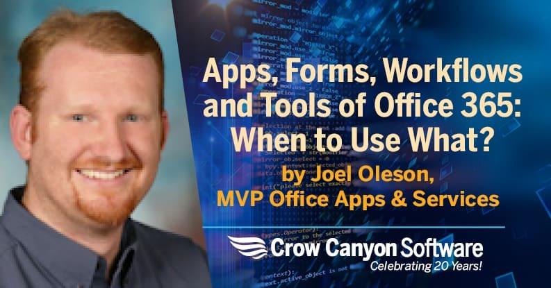 Joel Oleson webinar