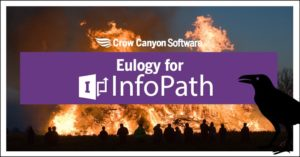 Euology_InfoPath