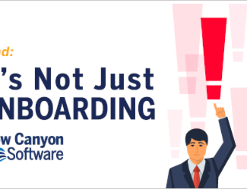 It's Not Just Onboarding
