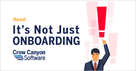 Not Just Onboarding