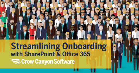 Streamlining Onboarding With SharePoint & Office 365