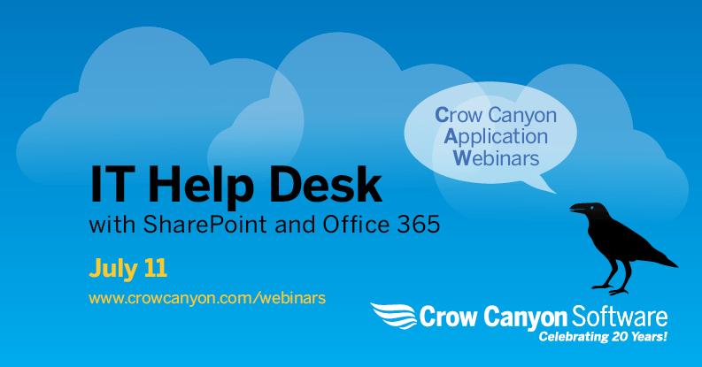 IT Help Desk Webinar