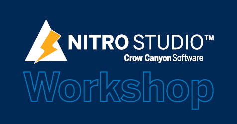 NITRO Studio Workshops