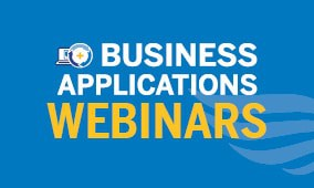 Crow Canyon Business Solution Webinars