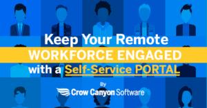 Self-Service Portal webinar