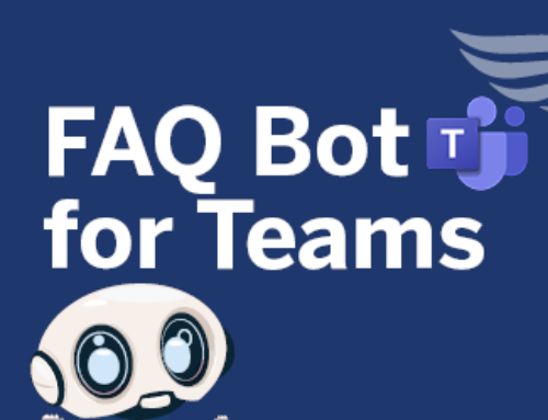 It's Easy to Create a QnA Maker FAQ Bot in Microsoft Teams!