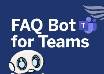 FAQ bot in Teams