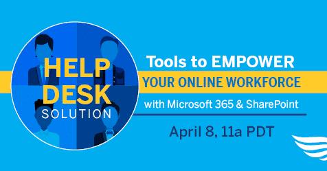IT Help Desk for Online Remote Workforce