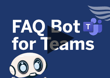 FAQ Bot for Teams with QnA Maker