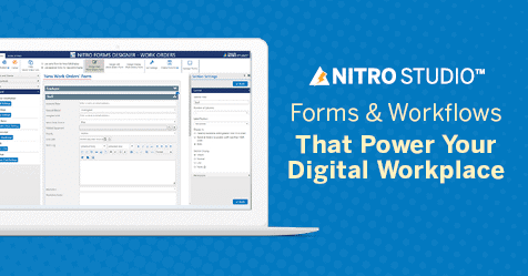 Forms and Workflows that power your digital workplace