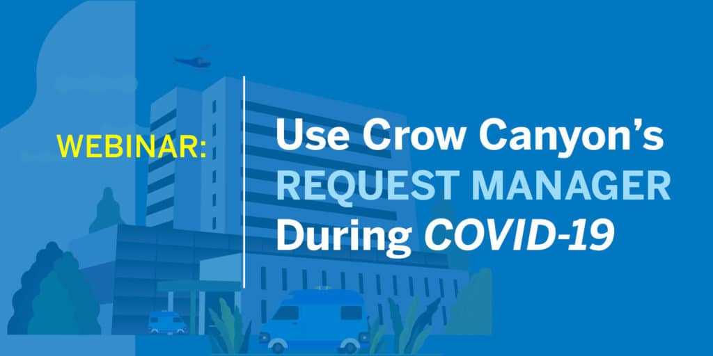 Request Manager for COVID-19